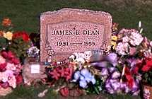 The Fairmount Web Spot: James Dean's Resting Place